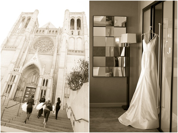 The Westin St. Francis wedding 1