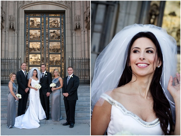 The Westin St. Francis wedding 8