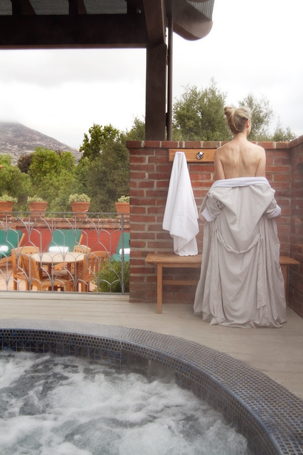 Rancho La Puerto spa 13