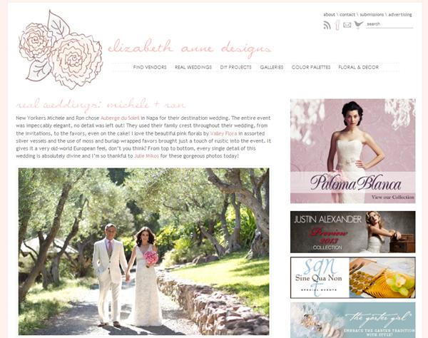Featured- Elizabeth Anne Designs