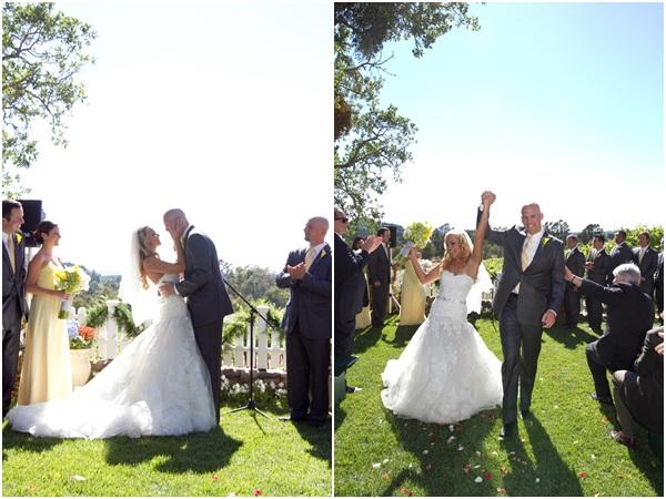 Sunflower summer wedding Julie Mikos 12
