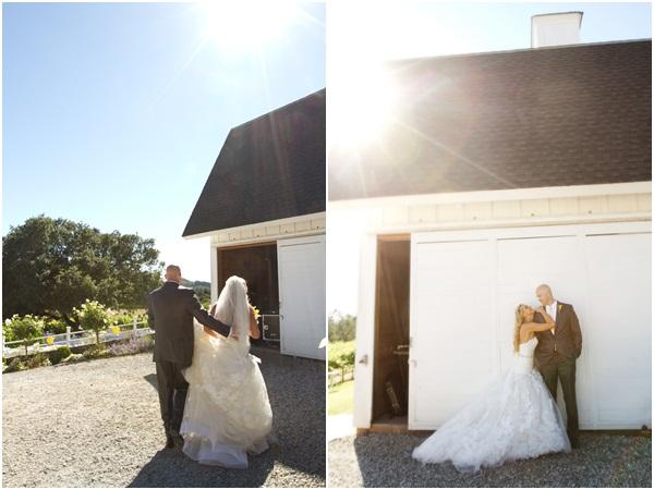 Sunflower summer wedding Julie Mikos 16