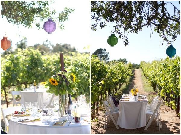 Sunflower summer wedding Julie Mikos 22
