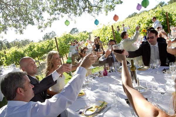 Sunflower summer wedding Julie Mikos 24