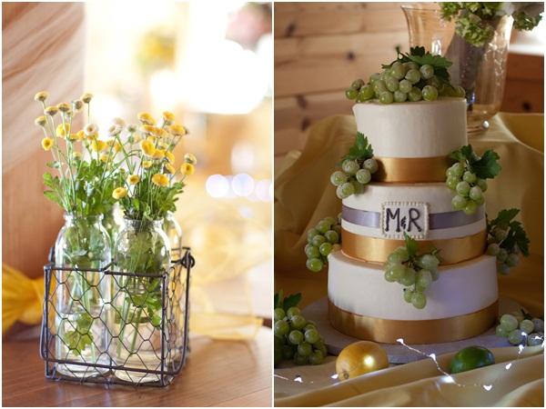 Sunflower summer wedding Julie Mikos 30
