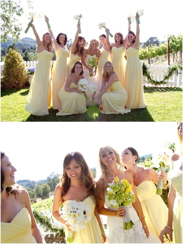 Sunflower summer wedding Julie Mikos 4