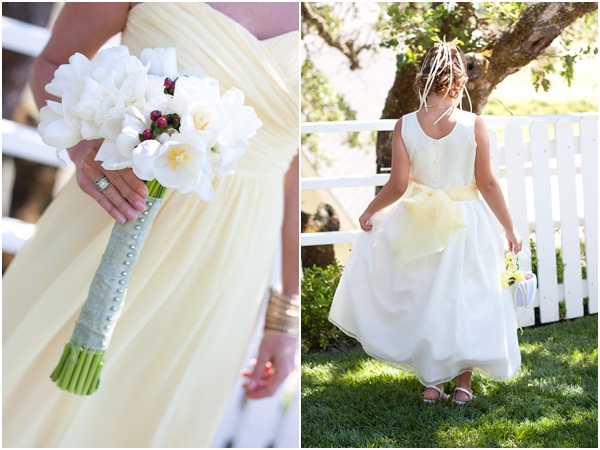 Sunflower summer wedding Julie Mikos 5