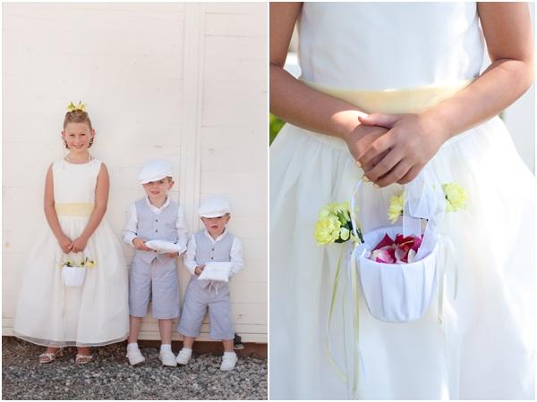 Sunflower summer wedding Julie Mikos 6