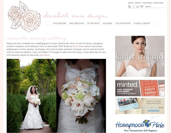 Featured Elizabeth Anne Designs