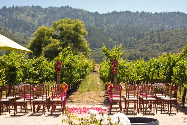 Sonoma Wine Country Wedding Julie Mikos 4