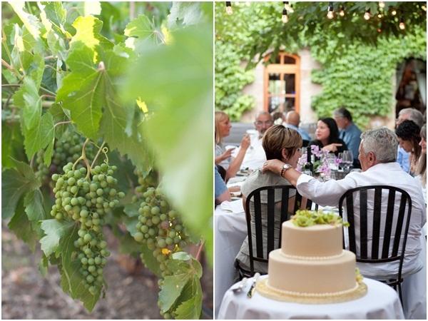 St. Helena Intimate Orchid Wedding Julie Mikos 16