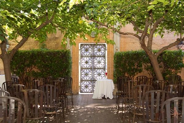 St. Helena Intimate Orchid Wedding Julie Mikos 3