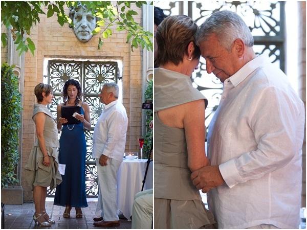 St. Helena Intimate Orchid Wedding Julie Mikos 4