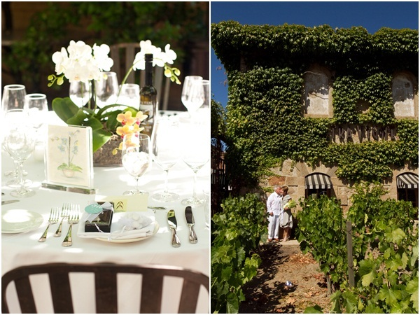 St. Helena Intimate Orchid Wedding Julie Mikos 9
