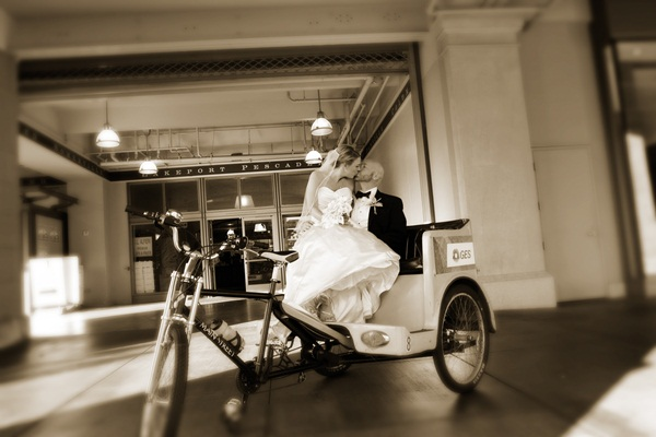 Fairmont Hotel San Francisco Wedding 12