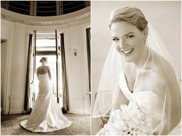 Fairmont Hotel San Francisco Wedding 2