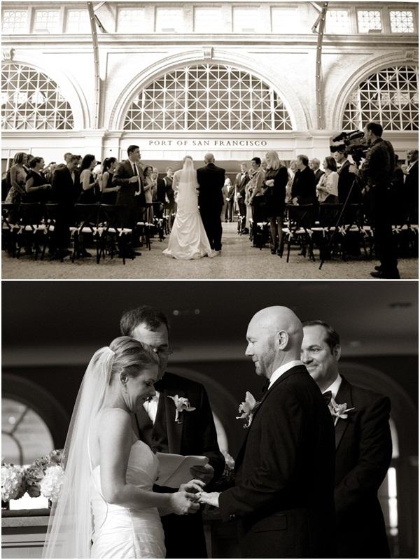 Fairmont Hotel San Francisco Wedding 7