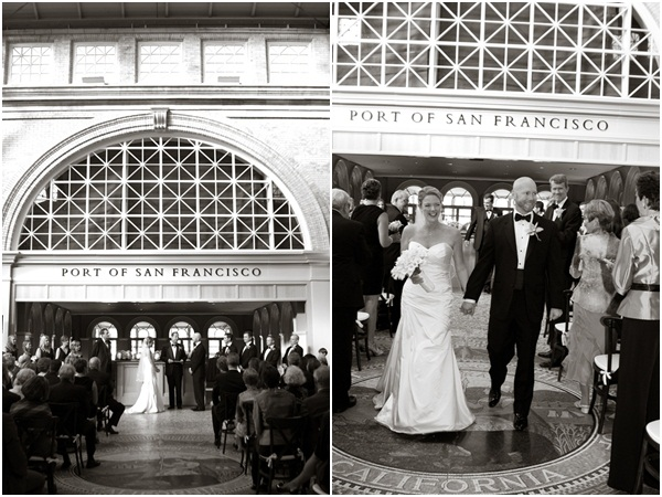 Fairmont Hotel San Francisco Wedding 8
