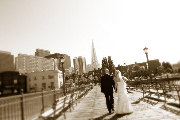 Fairmont Hotel San Francisco Wedding 9