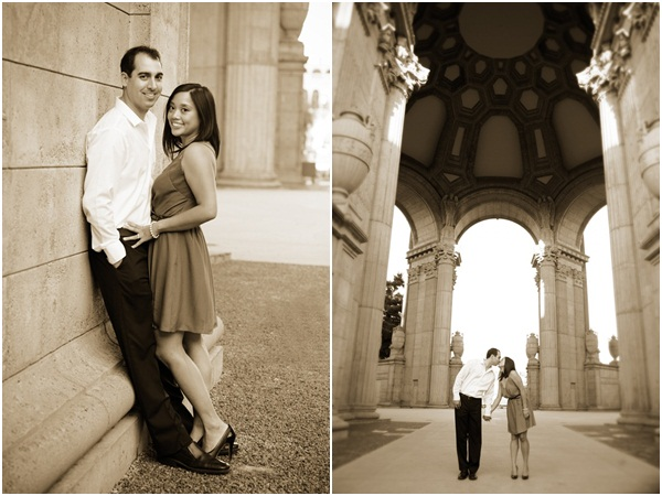 San Francisco City Engagement Session By Julie Mikos 2