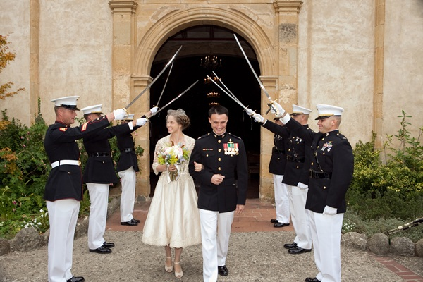 Vintage Military Wedding Julie Mikos Photographer 13