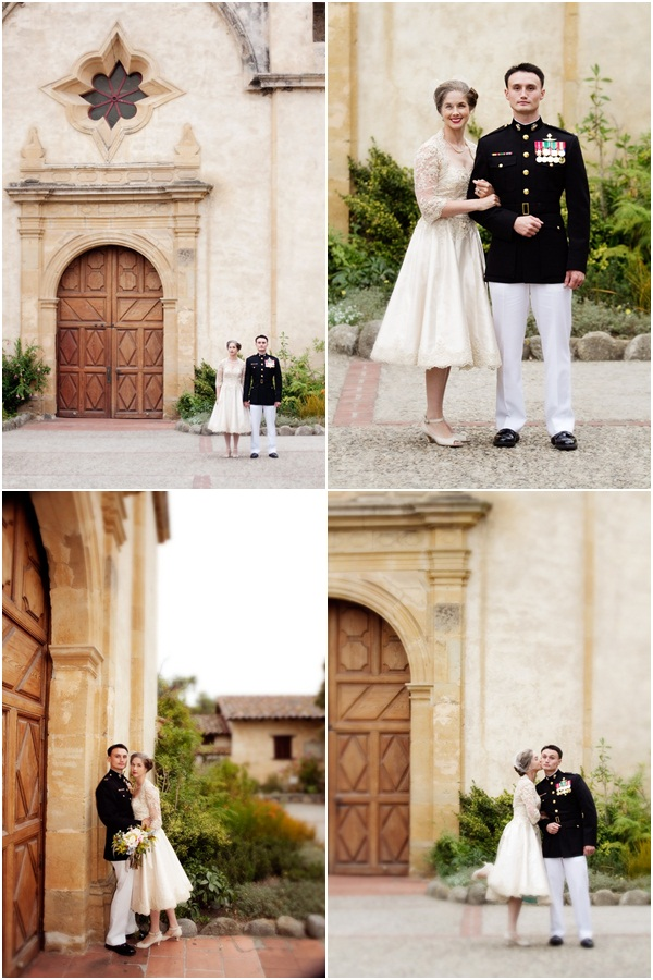 Vintage Military Wedding Julie Mikos Photographer 17