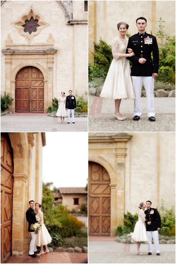 Vintage Military Wedding Julie Mikos Photographer 17