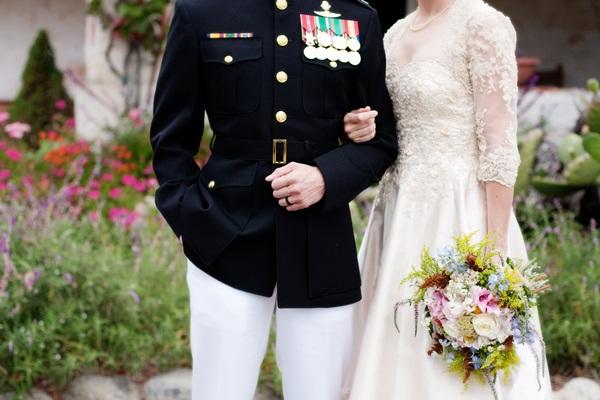 Vintage Military Wedding Julie Mikos Photographer 19