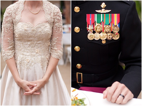 Vintage Military Wedding Julie Mikos Photographer 22