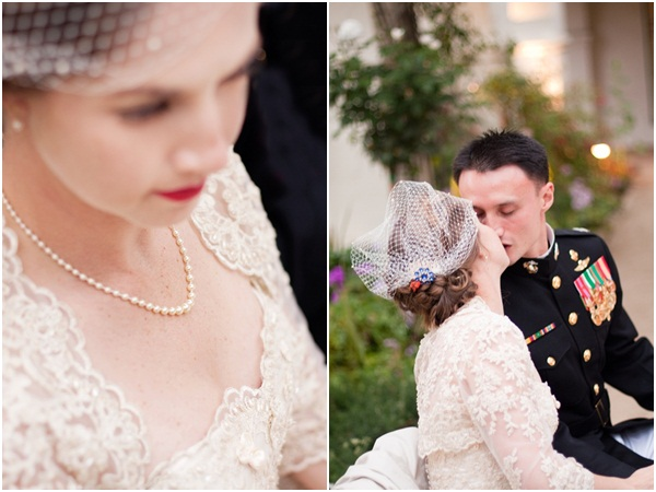 Vintage Military Wedding Julie Mikos Photographer 30
