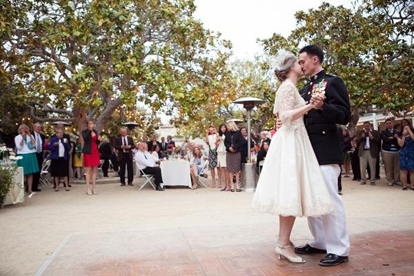 Vintage Military Wedding Julie Mikos Photographer 34