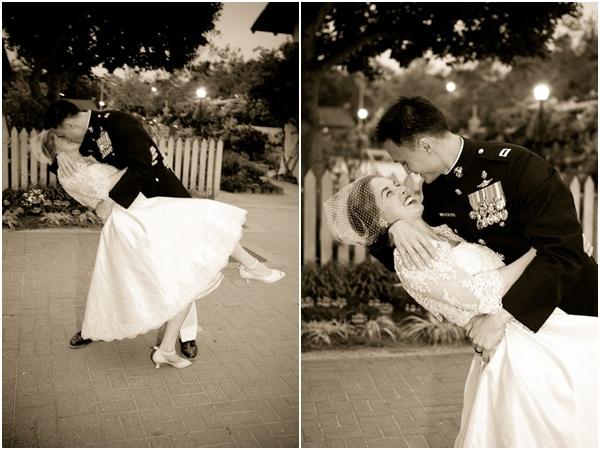 Vintage Military Wedding Julie Mikos Photographer 36