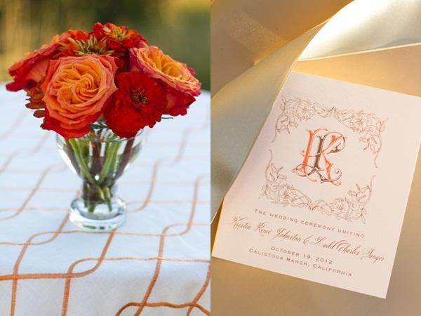 Calistoga Ranch wedding by Julie Mikos 6