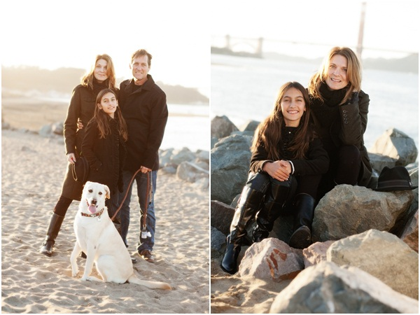Family Portraits San Francisco Wedding Photographer 6