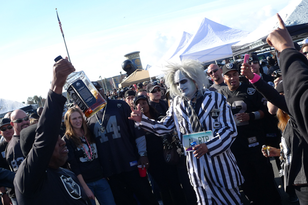 Oakland Raiders Fans