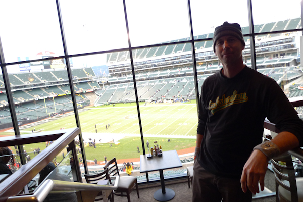 Oakland Radiers Club Access