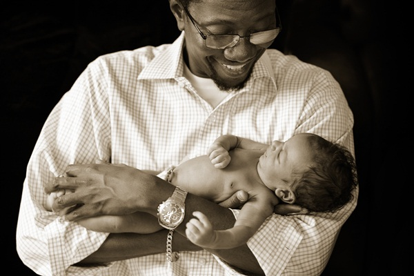 newborn portrait session 7