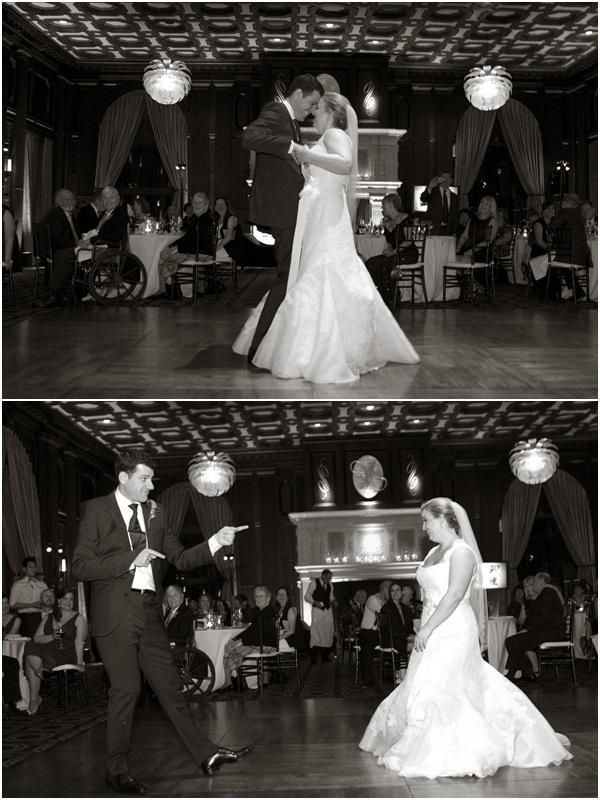 Merhcant's Exchange Building wedding 16