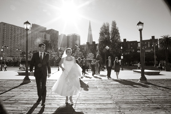 Merhcant's Exchange Building wedding 4