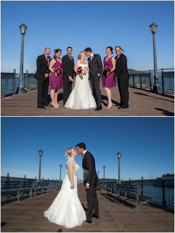 Merhcant's Exchange Building wedding 6