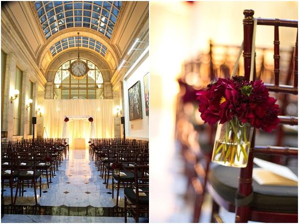Merhcant's Exchange Building wedding 9