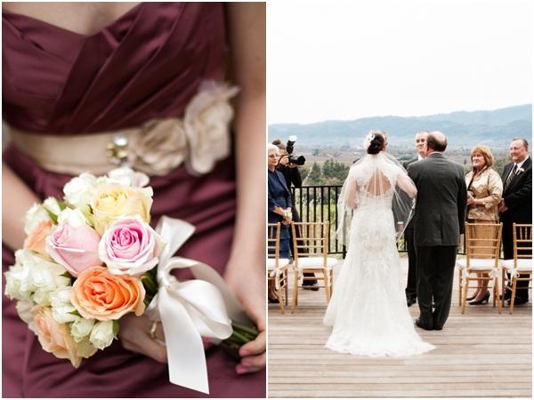 Auberge du Soleil Wedding by Julie Mikos 5