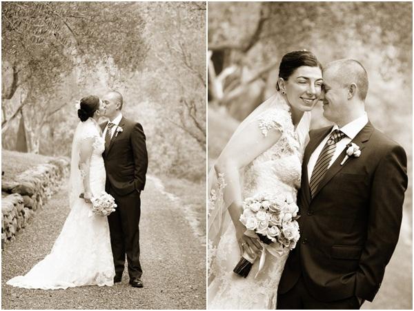 Auberge du Soleil Wedding by Julie Mikos 8