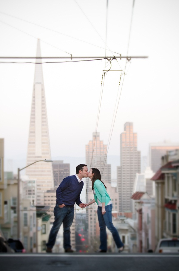 San Francisco Engagement Session Julie Mikos 3