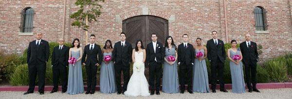 Palm Event Center Wedding 5