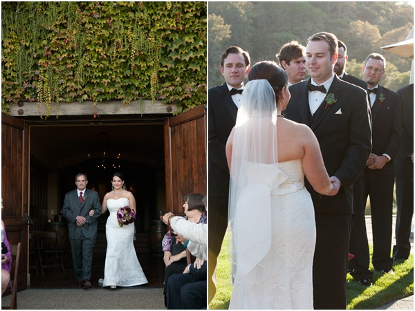 Sonoma Mayacama Golf Course Wedding 7