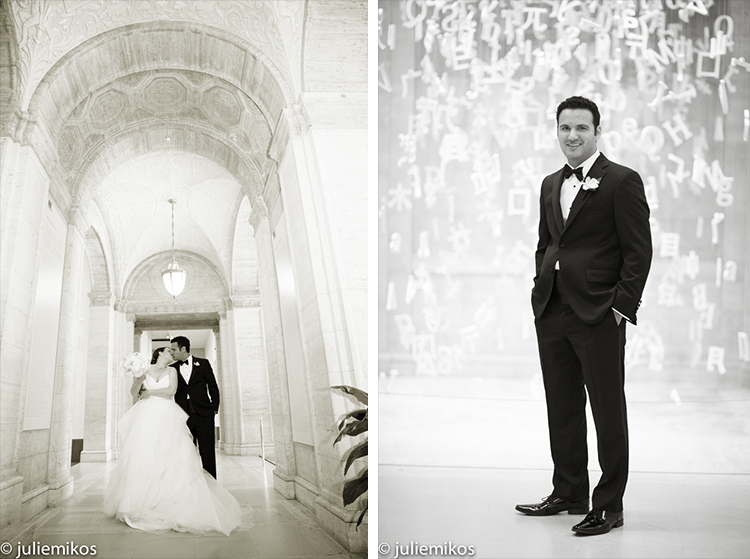 San Francisco Asian Art Museum Wedding Photography