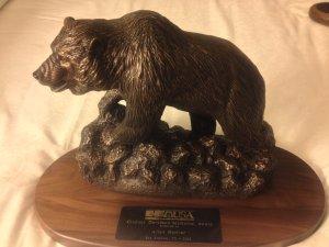 International Hunter Education Association (IHEA) Gladney Davidson Memorial Award was made to our late Missouri Instructor Allan Hoover.
