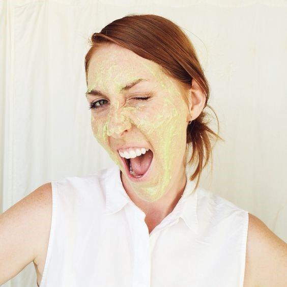 Saffron & Sage Probiotics For Face