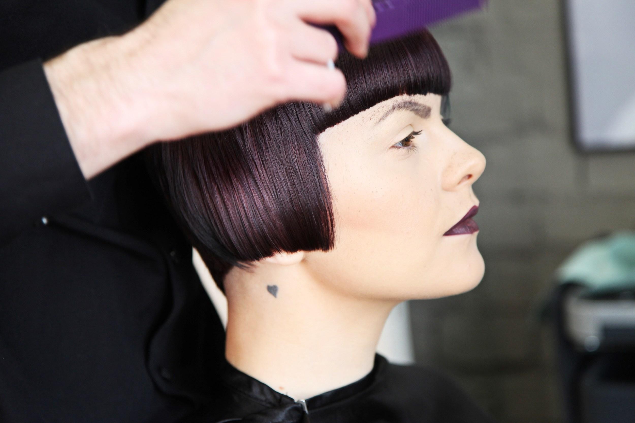 Tatoo & Hair Close Up